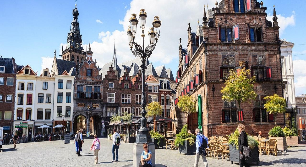 Sinh viên ngành hóa học của Đại học KHUD HAN sẽ có trải nghiệm tuyệt vời tại Nijmegen