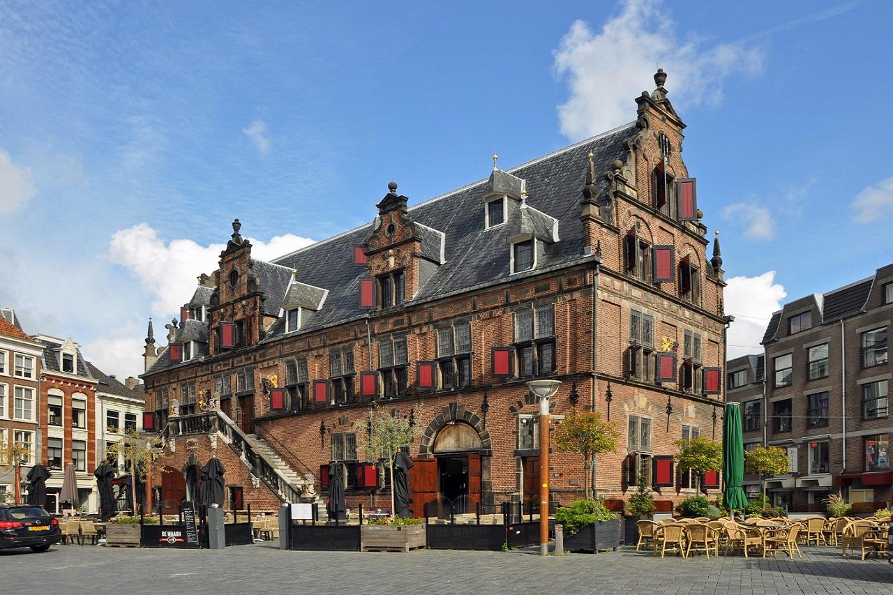Một góc cổ kính của Nijmegen - thành phố lâu đời nhất Hà Lan