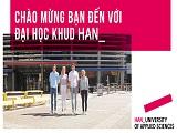 Chỉ còn 10 ngày chinh phục học bổng du học Hà Lan 100% học phí từ HAN