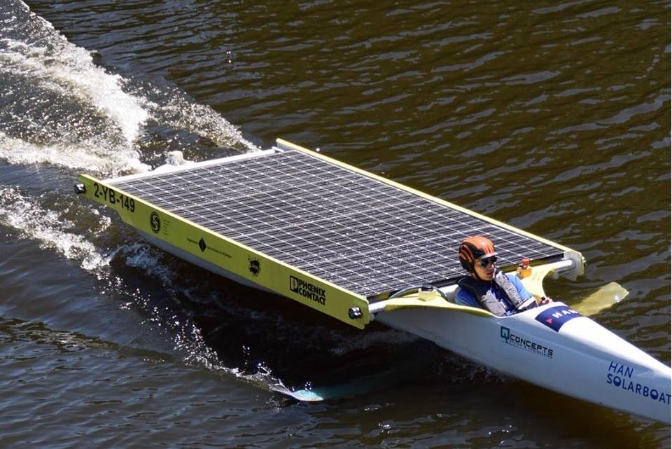 Hệ thống pin năng lượng mặt trời của Photon được thử nghiệm nhiều lần