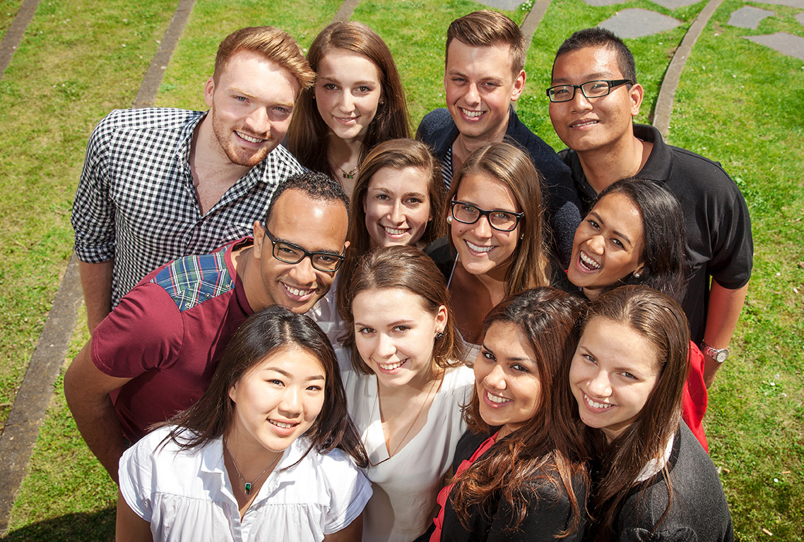Bạn sẽ là một thành viên trong cộng đồng sinh viên quốc tế của HAN chứ?