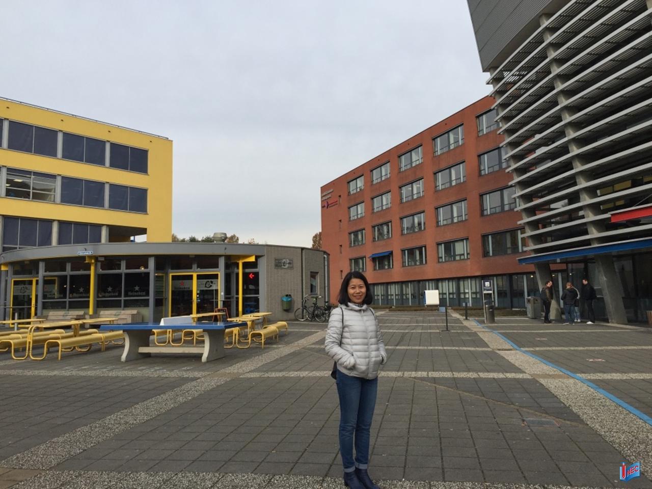 du học Hà Lan tại Đại học HAN