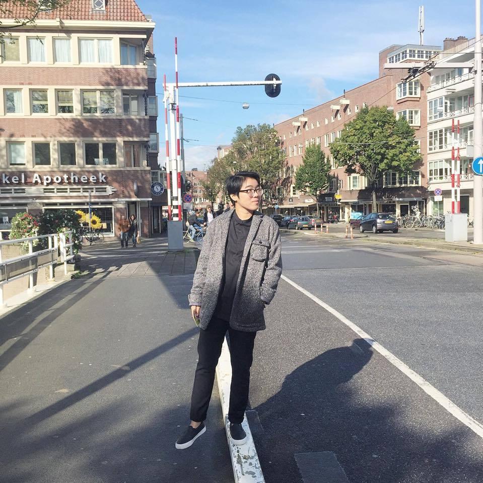 Lý Ngọc Anh Vy - Đại học HAN