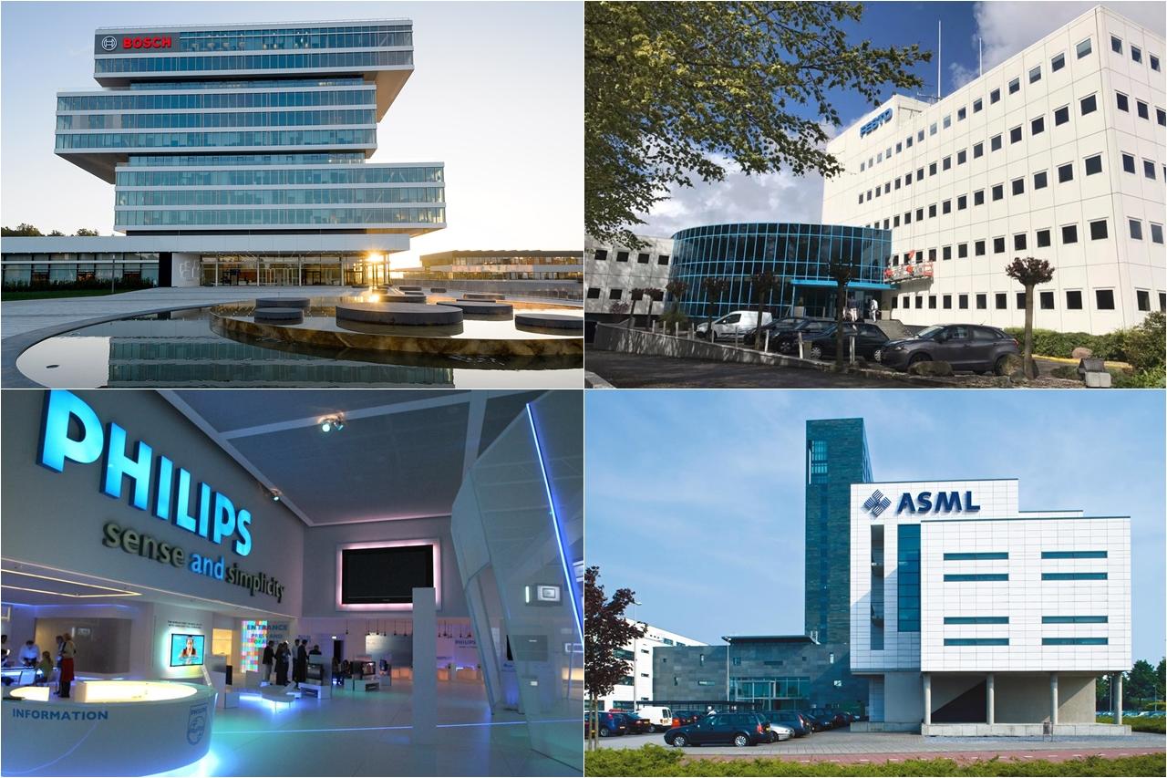Một số nơi làm việc của sinh viên tốt nghiệp ngành kỹ thuật cơ khí tại Đại học KHUD HAN
