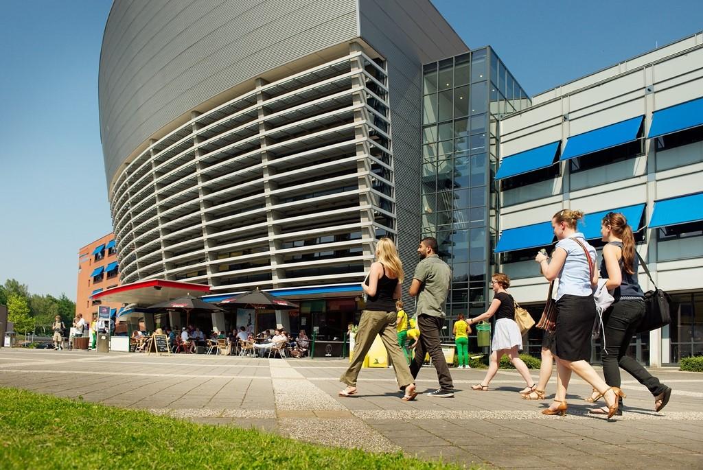 HAN thuộc top 5 đại học ứng dụng lớn nhất Hà Lan
