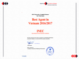 INEC tiếp tục là đại diện tuyển sinh xuất sắc nhất Việt Nam của Đại học HAN