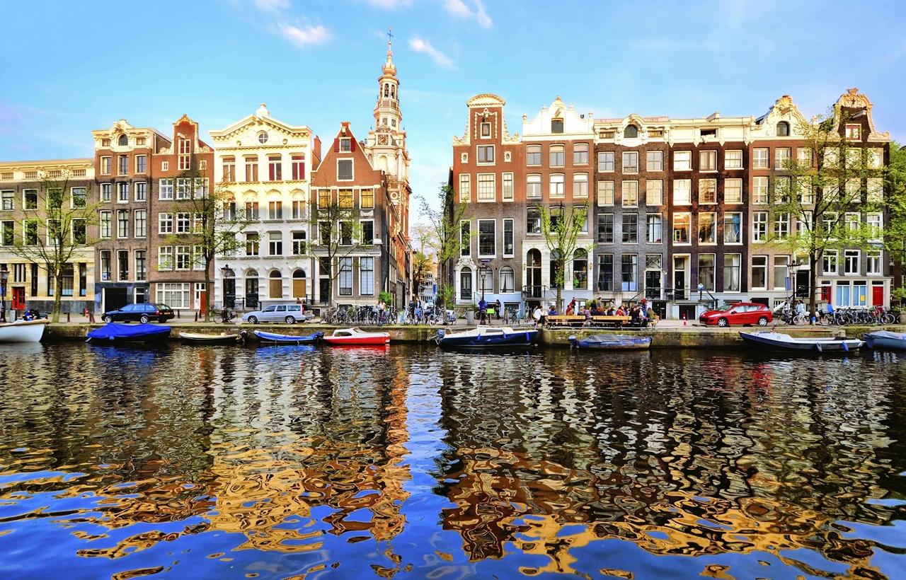 Giao lưu cùng Đại học Stenden – top 10 trường KHUD tốt nhất Hà Lan