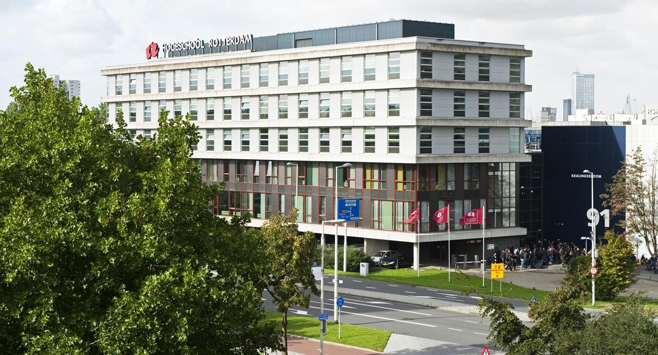 Đại học KHUD Rotterdam là đơn vị đào tạo thu hút nhiều sinh viên theo học nhất tại thành phố này