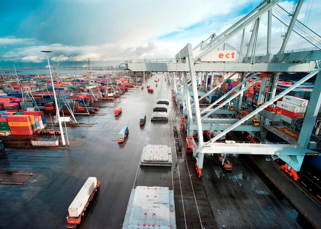 Du học Hà Lan ngành logistics ở Rotterdam