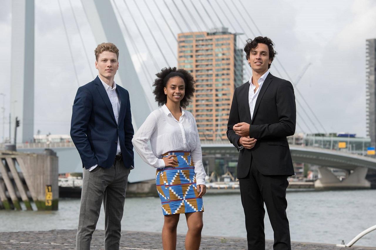 Sinh viên Trường Kinh doanh Rotterdam tự tin tiến vào môi trường kinh doanh quốc tế