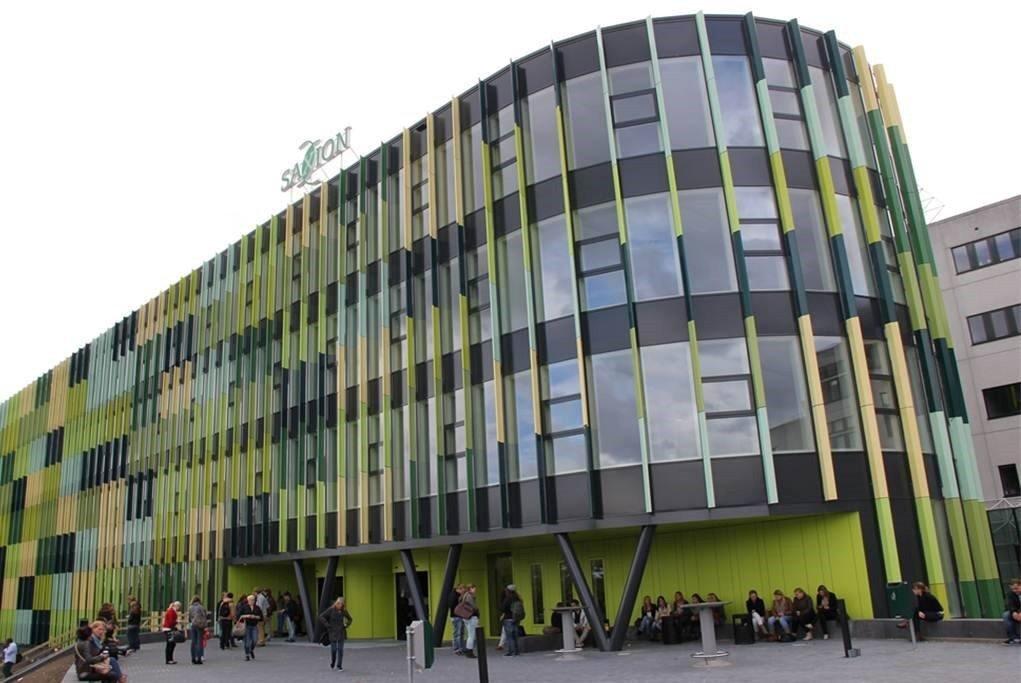 Đại học KHUD Saxion dành riêng một khu học xá để đào tạo lĩnh vực khách sạn