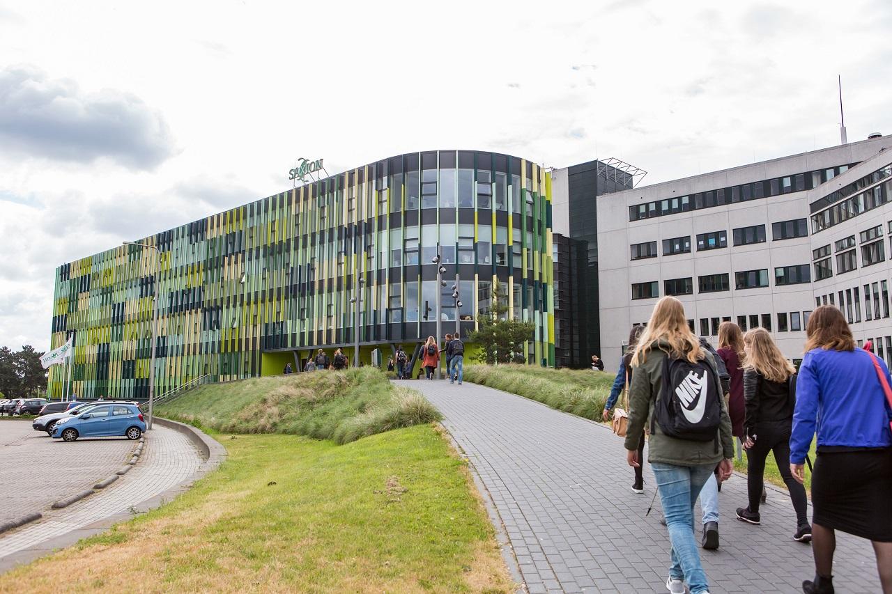 Đại học KHUD Saxion