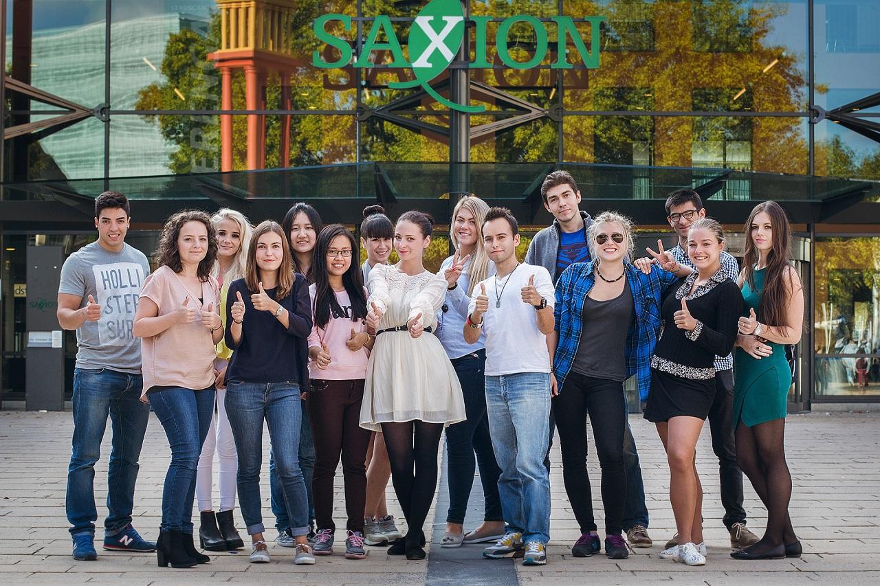 Sinh viên Đại học KHUD Saxion được tiếp sức thực hiện ước mơ du học Hà Lan bằng các suất học bổng hấp dẫn