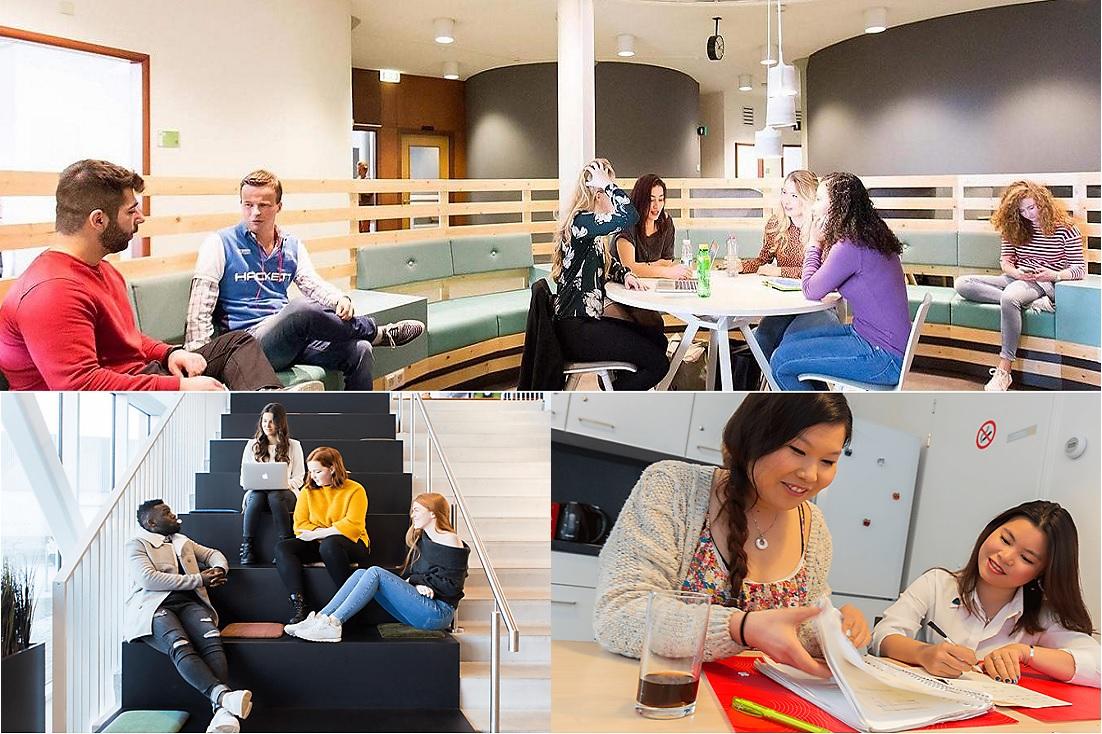 Du học sinh Hà Lan tại Đại học KHUD Saxion nhận nhiều hỗ trợ từ trường, giảng viên và các sinh viên khác