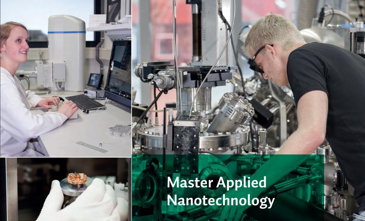Thực nghiệm công nghệ nano ứng dụng tại Đại học KHUD Saxion