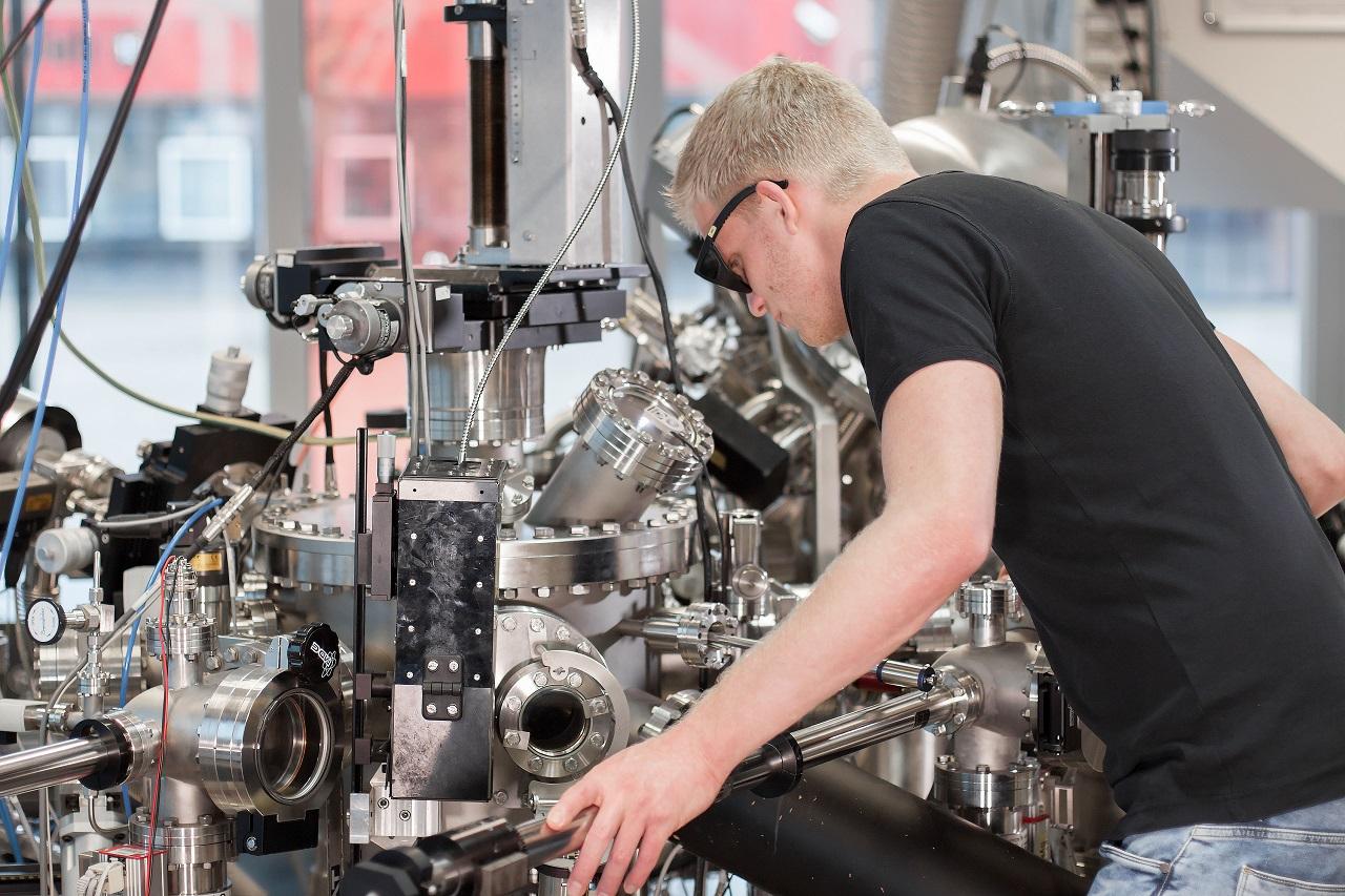 Kỹ thuật công nghệ là một trong những thế mạnh đào tạo của Đại học KHUD Saxion
