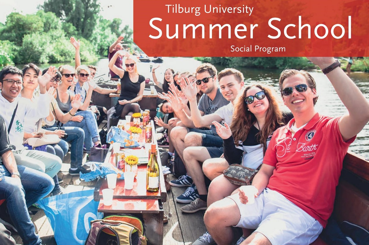 Hoạt động thú vị trong khóa học hè của Đại học Tilburg