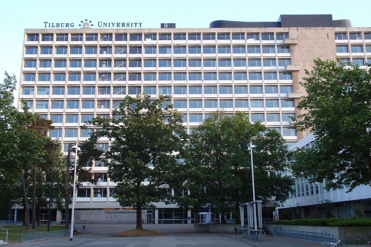 Đại học Tilburg – nhiều năm liền là đại học tổng hợp tốt nhất Hà Lan