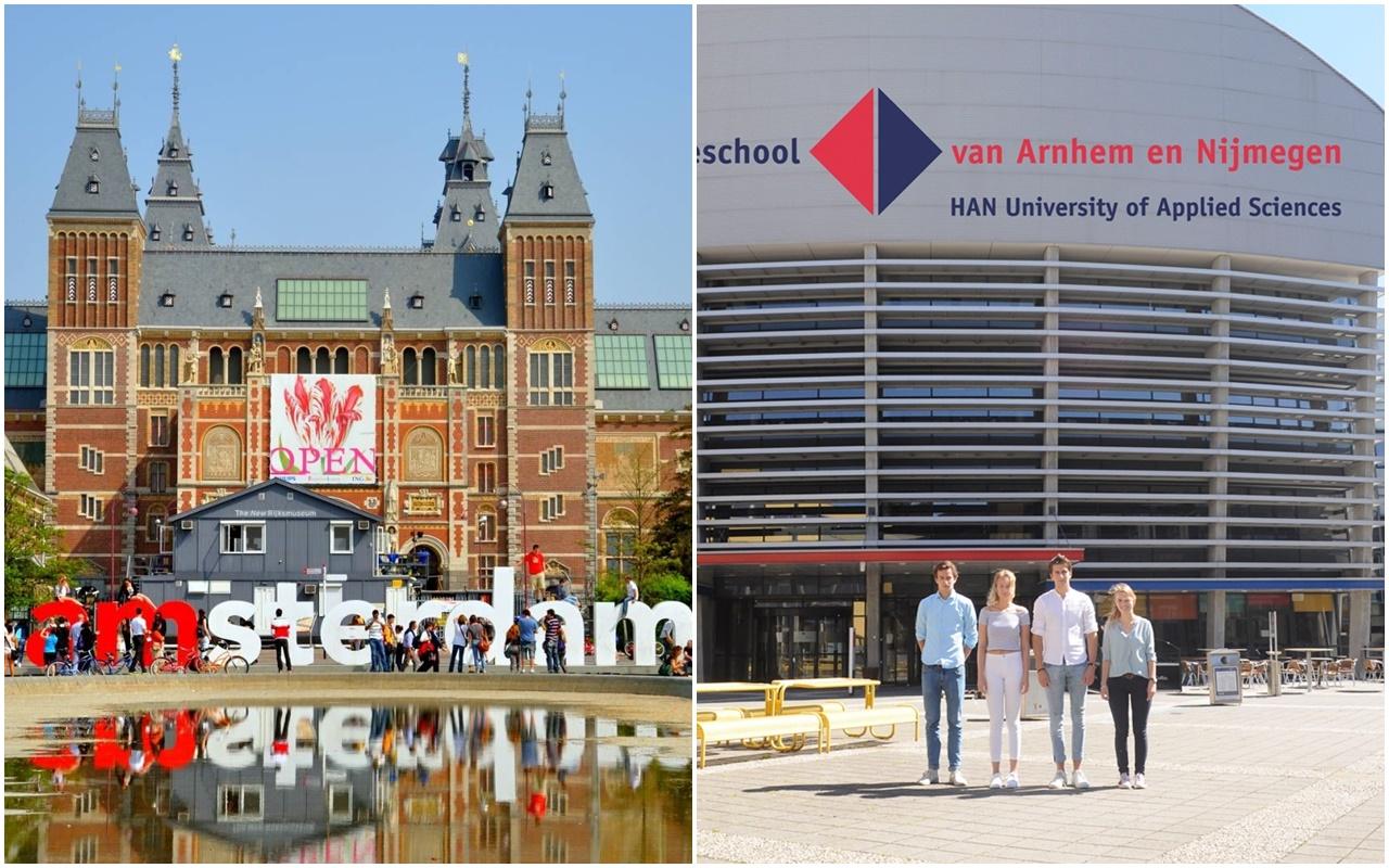 Du học Hà Lan nên chọn đại học nghiên cứu hay khoa học ứng dụng