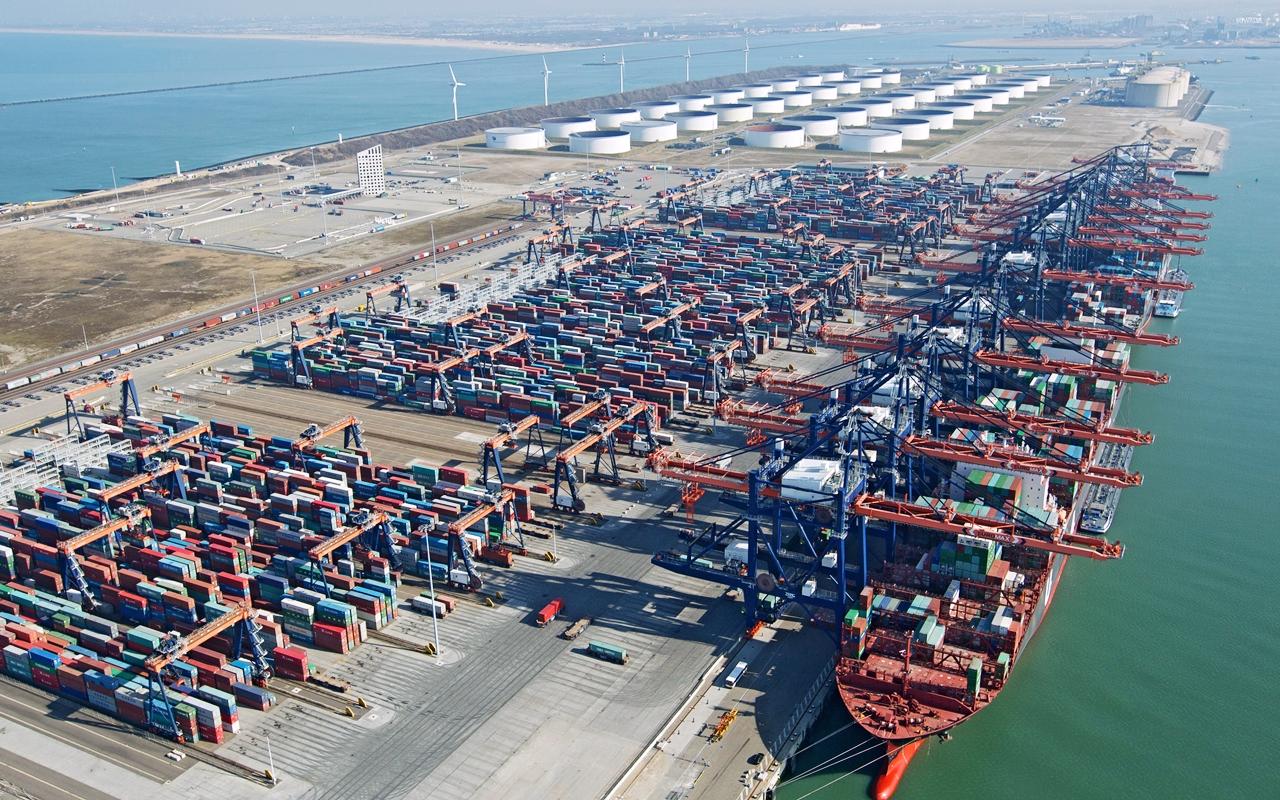 Hà Lan là trung tâm trung chuyển hàng hóa quan trọng ở châu Âu và thế giới