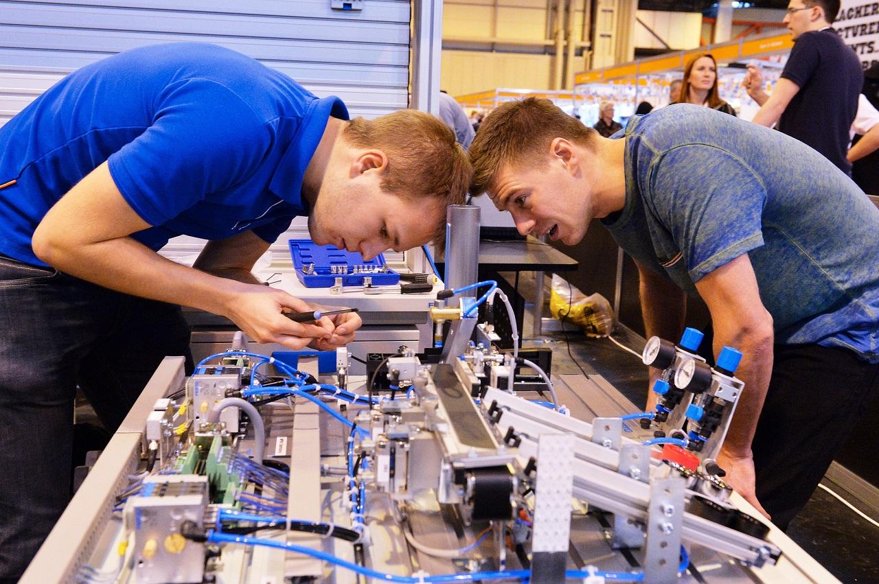 Nhiều sinh viên quốc tế lựa chọn du học Hà Lan ngành kỹ thuật