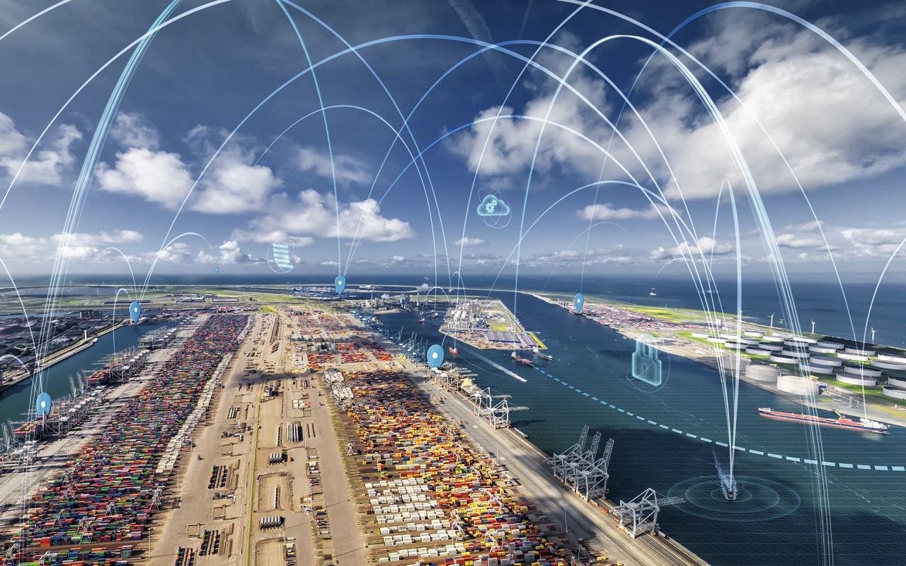 Hà Lan là một trong những trung tâm logistics bận rộn nhất thế giới