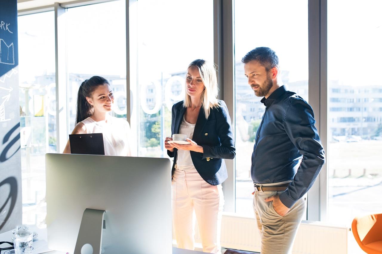 Học tập thực tế tại các công ty là hoạt động không thể thiếu của sinh viên Trường Kinh doanh Rotterdam
