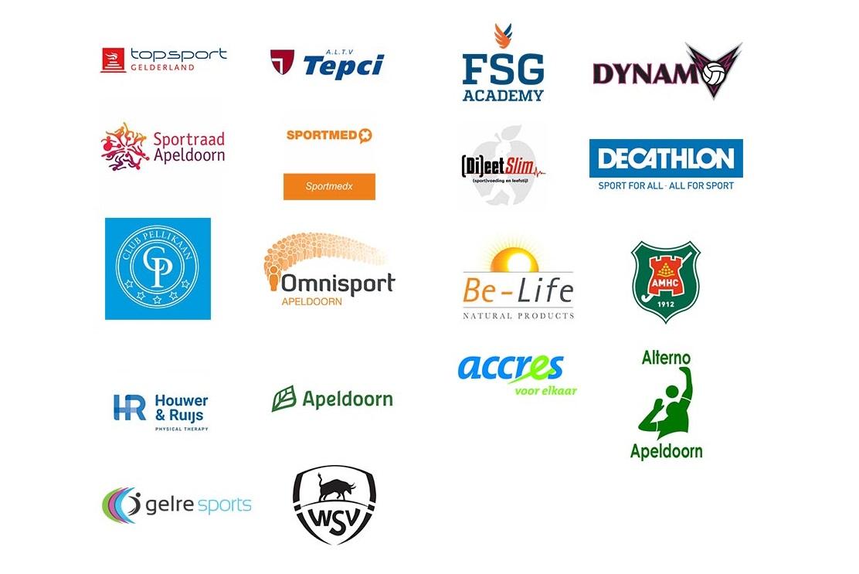 Các đối tác tại Hà Lan trong lĩnh vực quản lý kinh doanh thể thao của Đại học KHUD Wittenborg