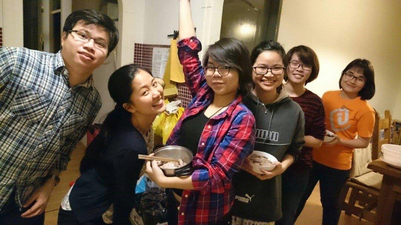 Mai Thái Ý Châu - sinh viên Đại học Eramus Rotterdam