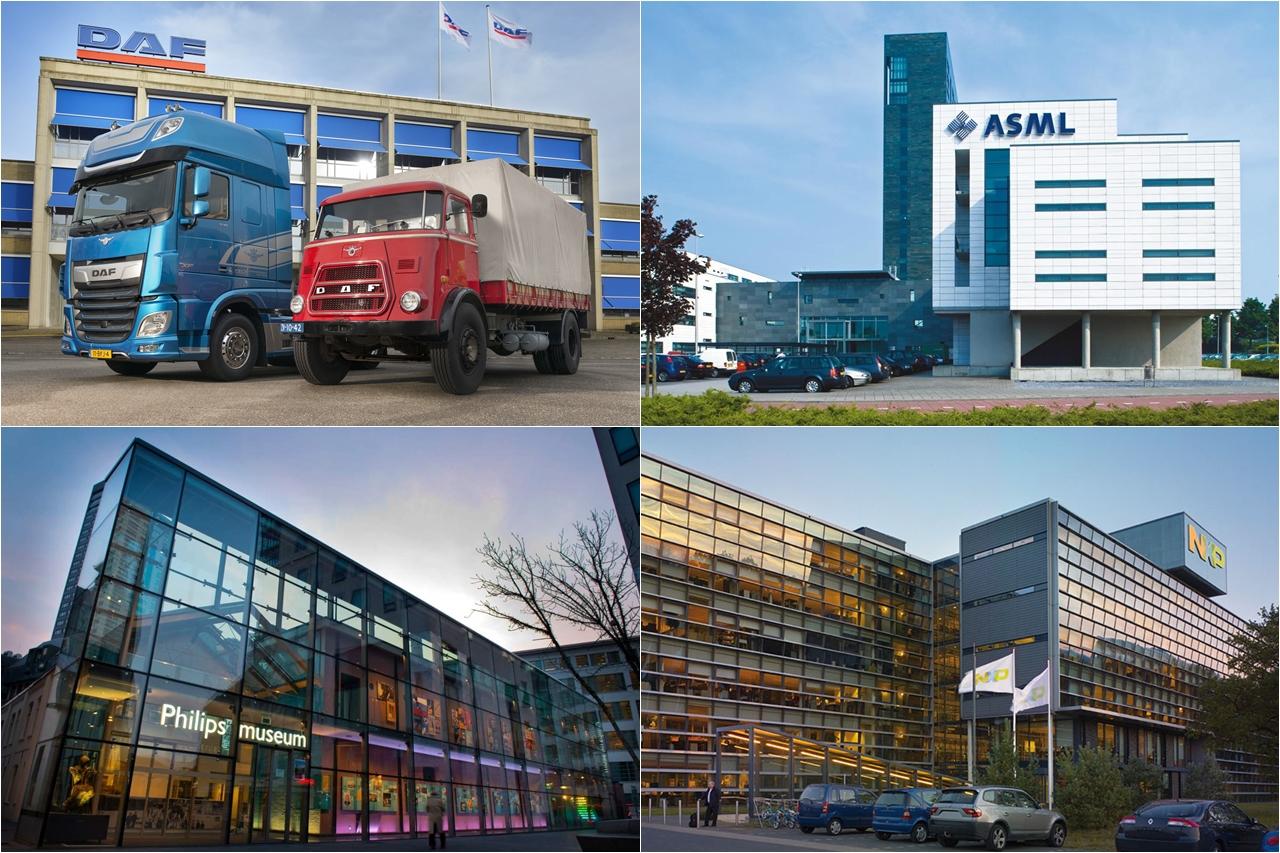Sinh viên Đại học KHUD Fontys có cơ hội thực tập tại những công ty danh tiếng
