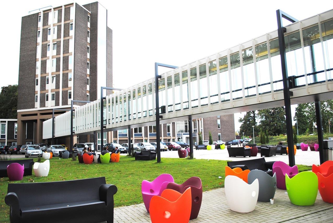 Khu học xá tại Venlo của Đại học KHUD Fontys