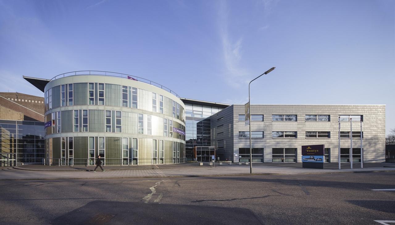 học bổng du học Hà Lan tại Đại học KHUD Fontys