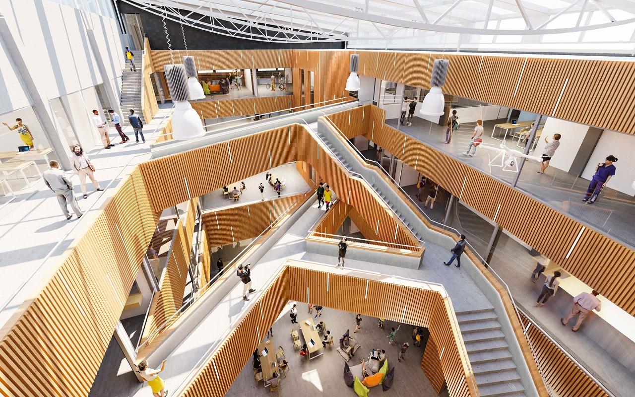 Đại học KHUD Fontys – học viện lớn nhất miền Nam Hà Lan