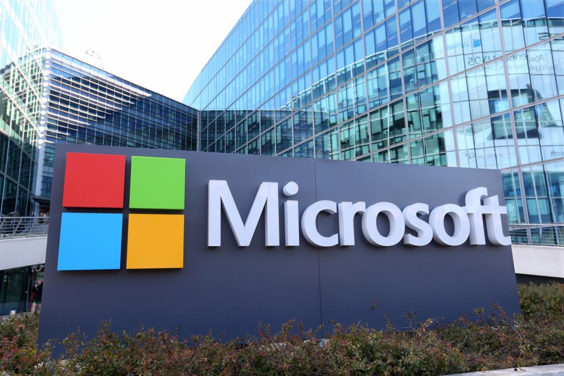 Microsoft – một trong những doanh nghiệp thành công trong lĩnh vực ICT