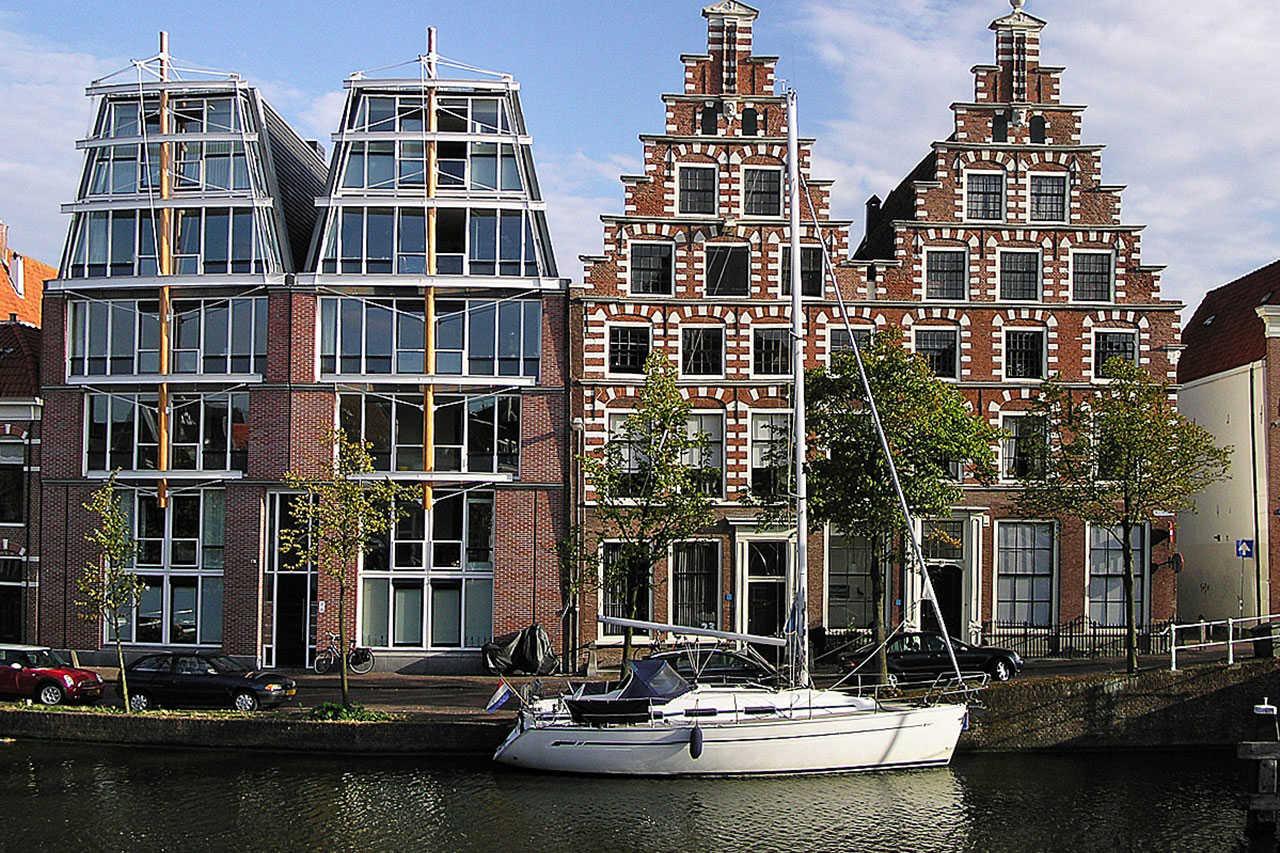 Phong cảnh Hà Lan
