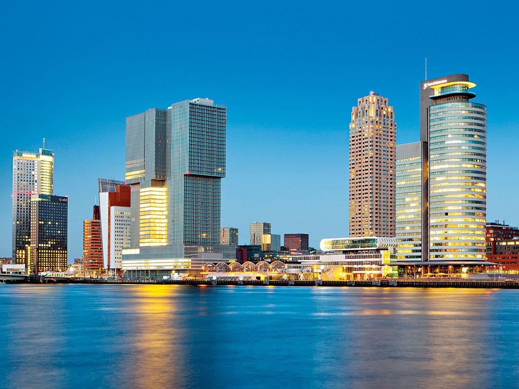 Du học Hà Lan tại Rotterdam
