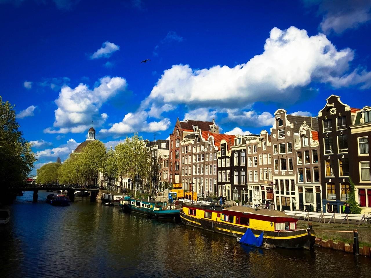 Kênh đào Amsterdam