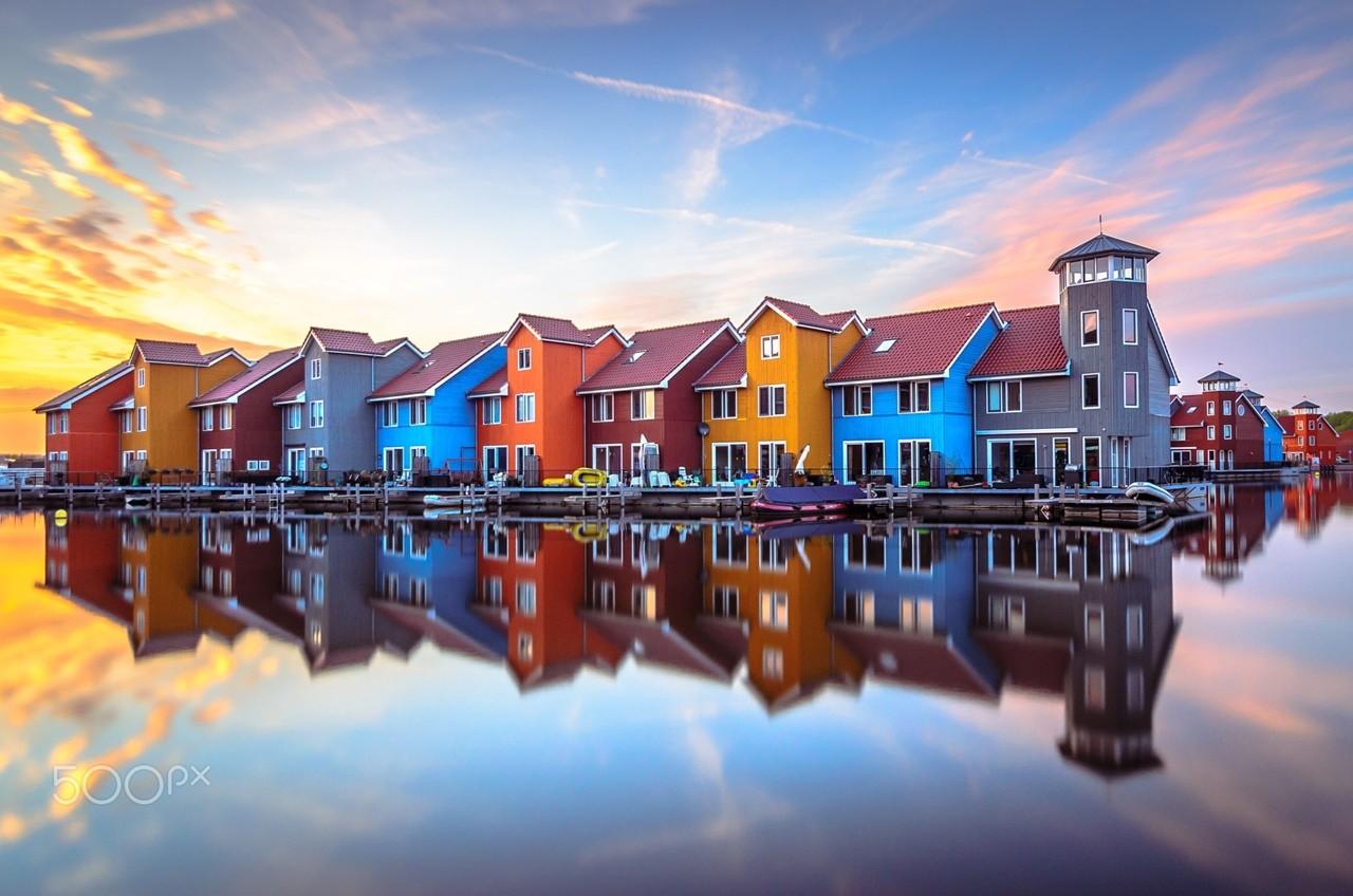 Groningen đầy cuốn hút