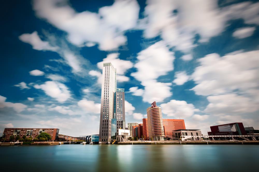 Thành phố cảng Rotterdam mang đến nhiều cơ hội nghề nghiệp cho sinh viên quốc tế