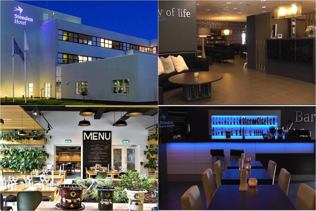 Sinh viên ngành du lịch, nhà hàng khách sạn của Đại học KHUD NHL Stenden được học tập thực tế tại khách sạn 4 sao trong khuôn viên trường