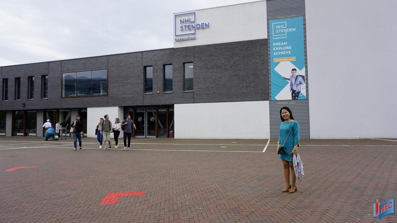 Du học Hà Lan ngành công nghệ thông tin tại NHL Stenden 3
