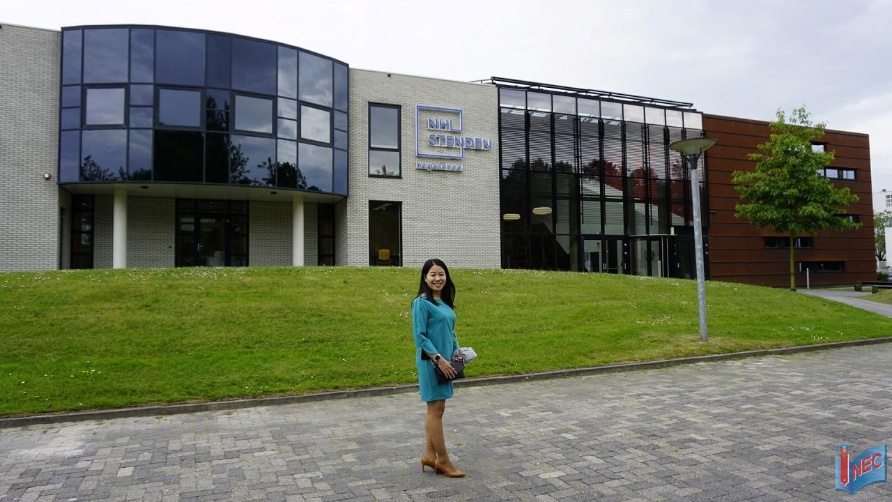 Du học Hà Lan tại Đại học KHUD Stenden cùng Du học INEC