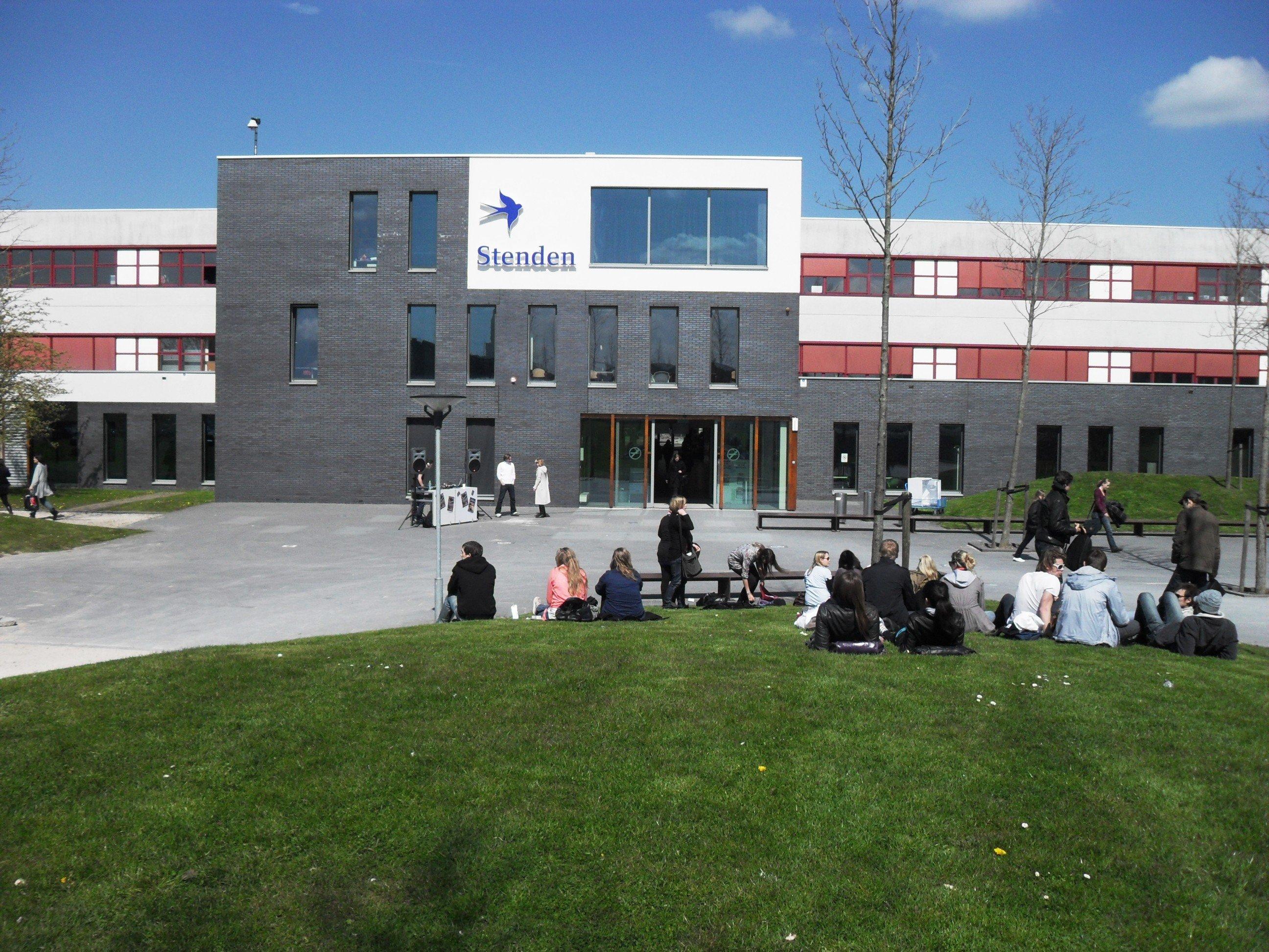 Trường Đại học Khoa học ứng dụng STENDEN 2016