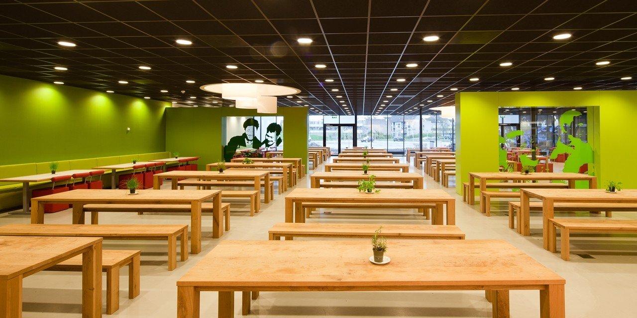 Đại học Stenden - Trường đào tạo Nhà hàng - Khách sạn số 1 Hà Lan