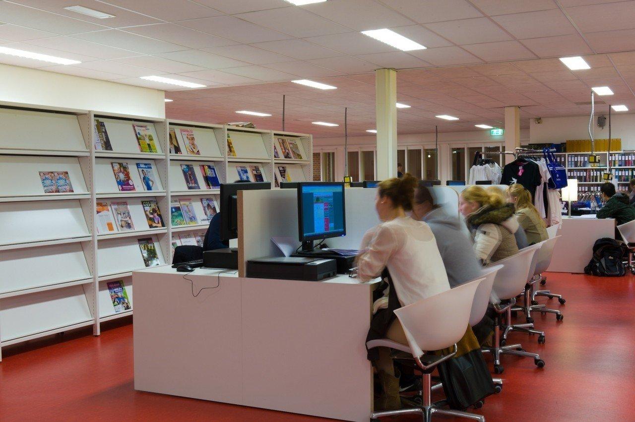 Stenden cung cấp đầy đủ nguồn lực cho sinh viên học tập