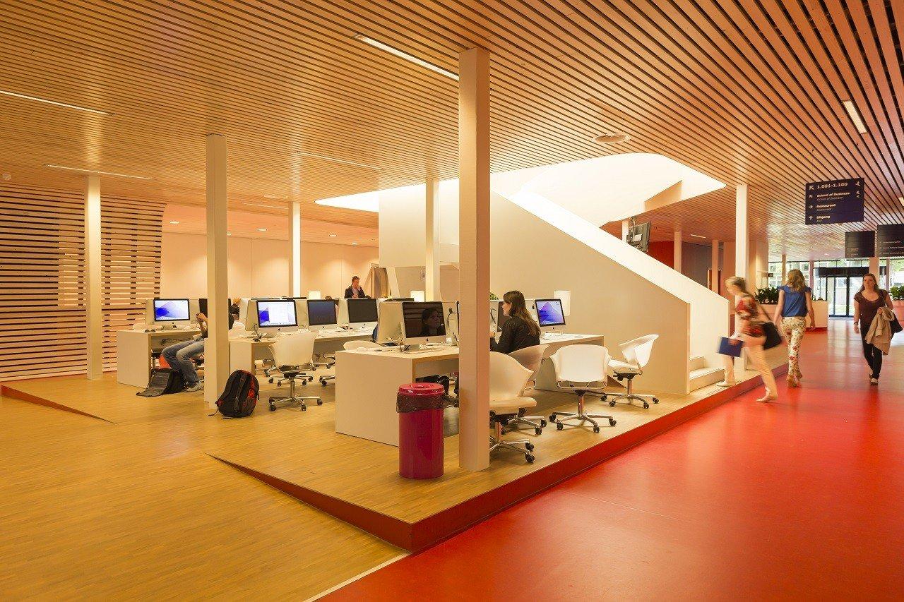 Kiến trúc hiện đại của Stenden