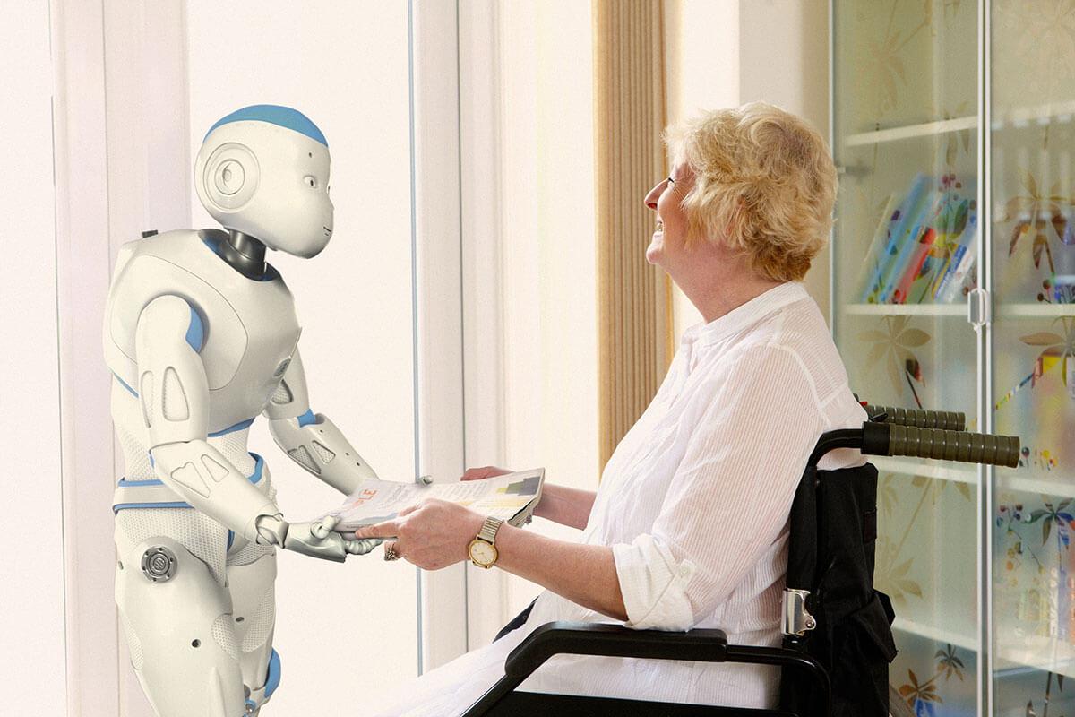 Sinh viên ngành cơ điện tử có thể tạo ra các robot hữu ích cho đời sống