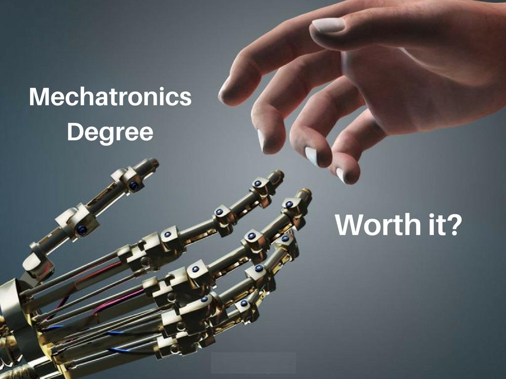Ngành cơ điện tử có nhiều đóng góp cho kinh tế và đời sống