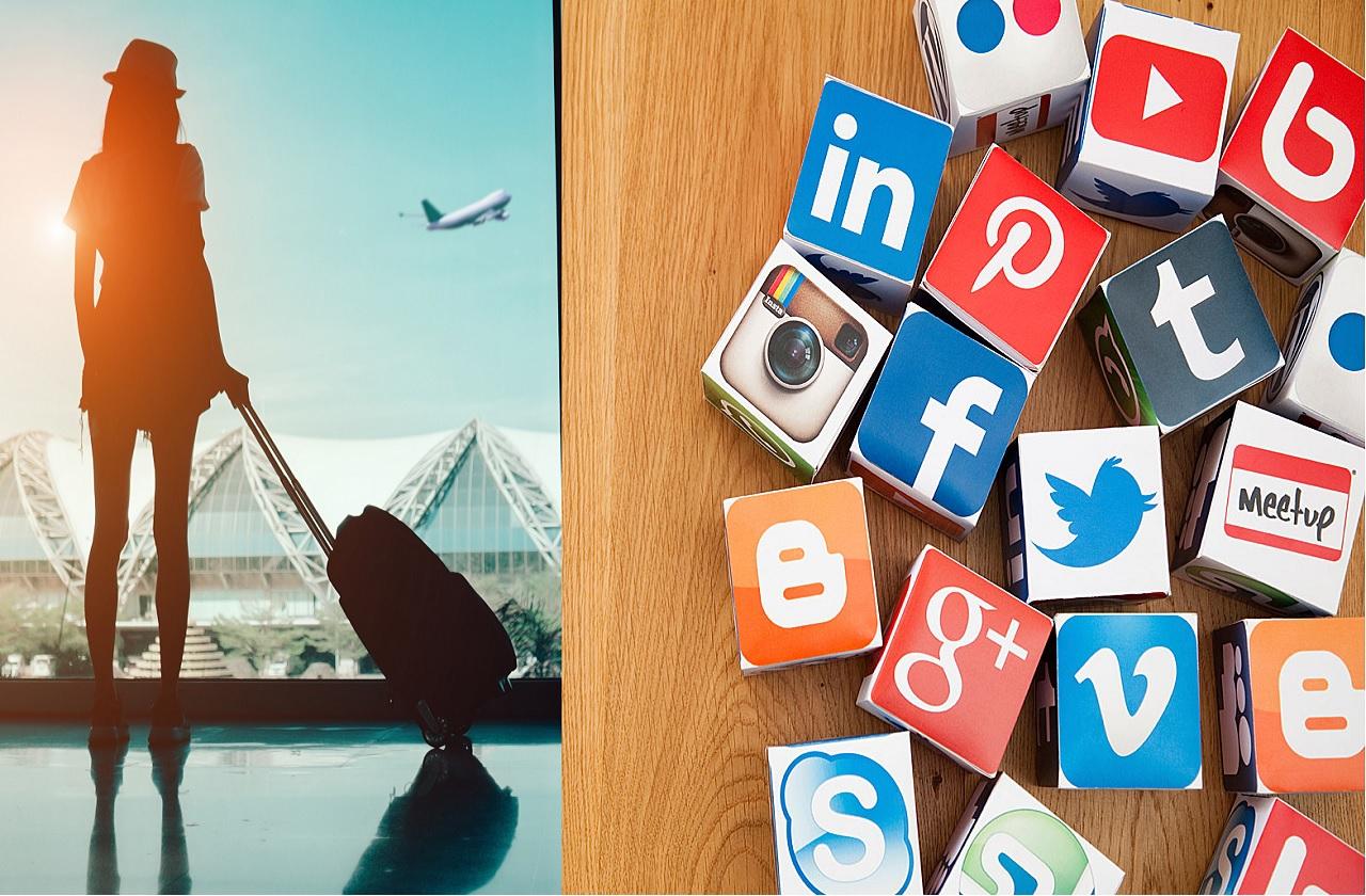 Sinh viên học cách dùng phương tiện truyền thông xã hội để tiếp cận đối tượng khách hàng cụ thể