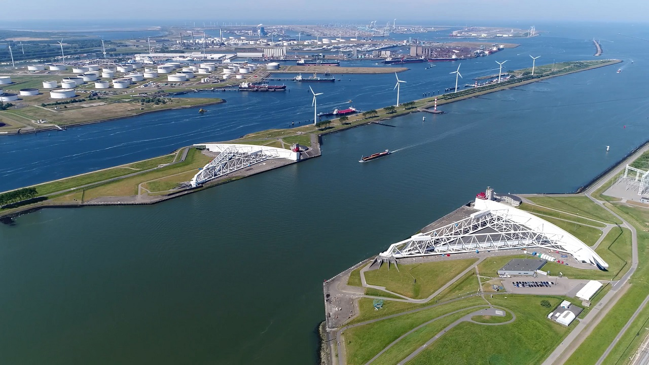 Thế giới thán phục trước công trình trị thủy của Hà Lan